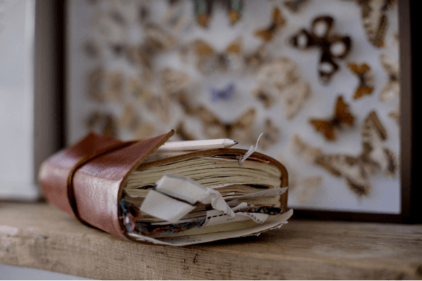 How To Use A Commonplace Book as a freelance wrier