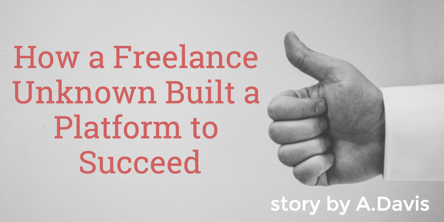 succeed as a freelance writer