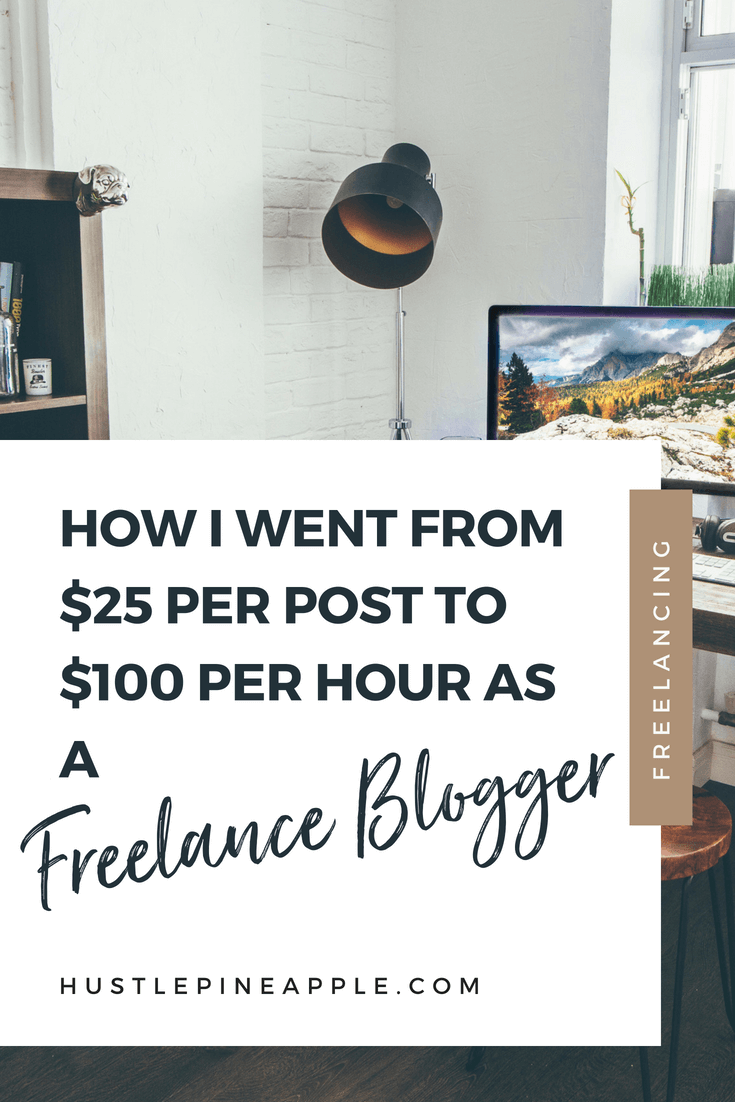 how to make money as freelance blogger